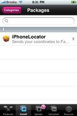 iPhoneLocator 1.1.3d