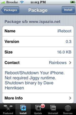 iReboot 0.3