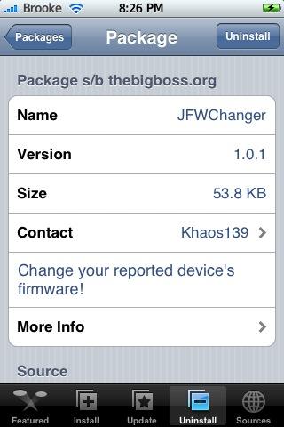 JFWChanger 1.0.1