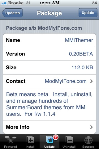 MMiThemer 0.20Beta