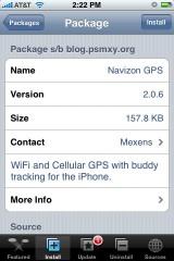 NavizonGPS 2.0.6