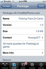 Parking Pack 1.0