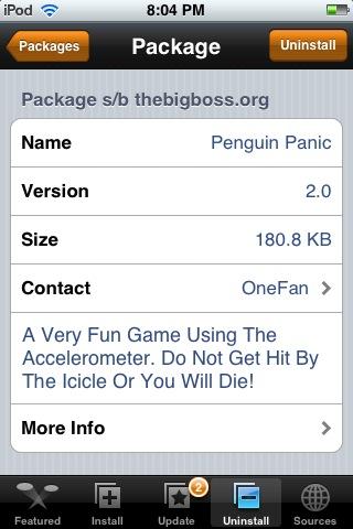 Penguin Panic 2.0