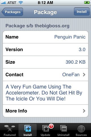 Penguin Panic 3.0