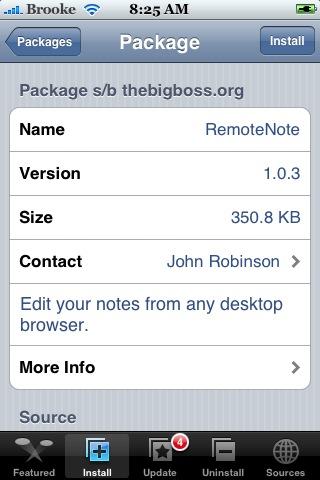 RemoteNote 1.0.3