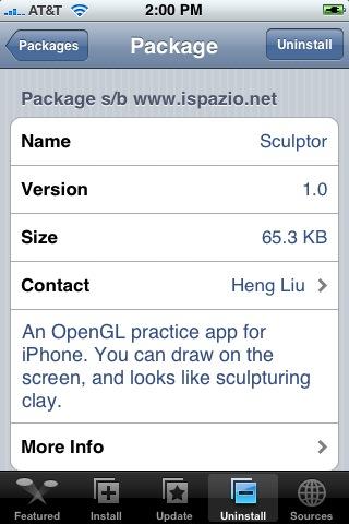 Sculptor 1.0