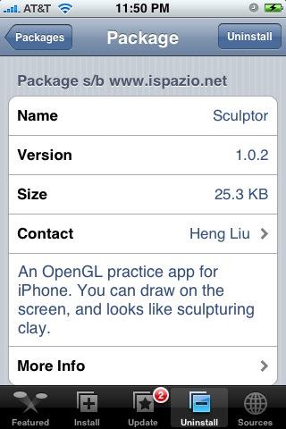 Sculptor 1.0.2
