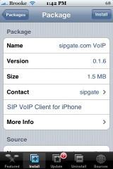 sipgate - VoIP Client