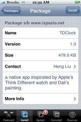 TDClock 1.0