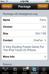 Tetris 2.5