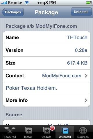 THTouch 0.28e & 0.29