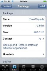 TimeCapsule 0.41b1