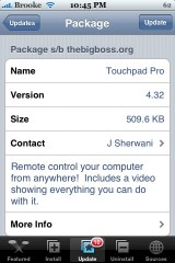 Touchpad Pro 4.32