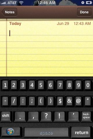 Vista Perfection Keyboard 1.0