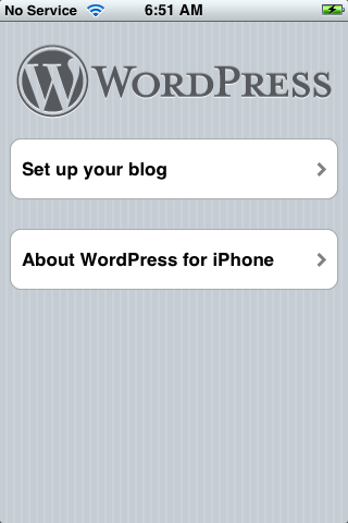 WordPress 1.0