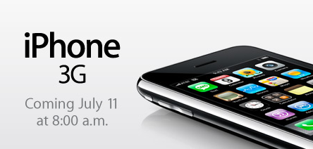 Apple Stores Open at 8:00am for iPhone 3G