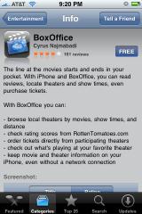 boxoffice