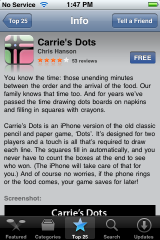 carriesdots