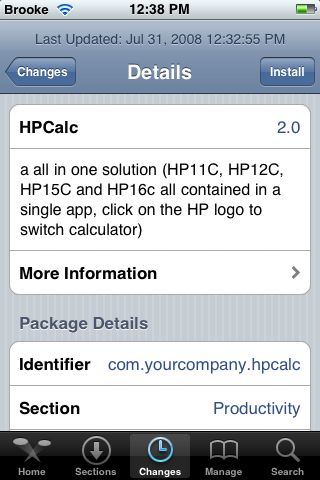 HPCalc 2.0