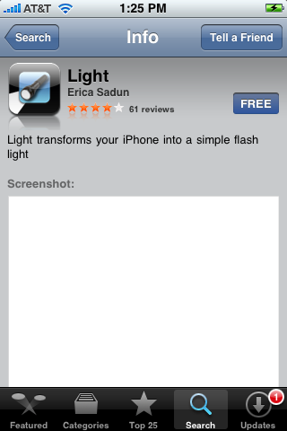 Light, Moo, To Do – Erica Sadun Applications in the the App Store