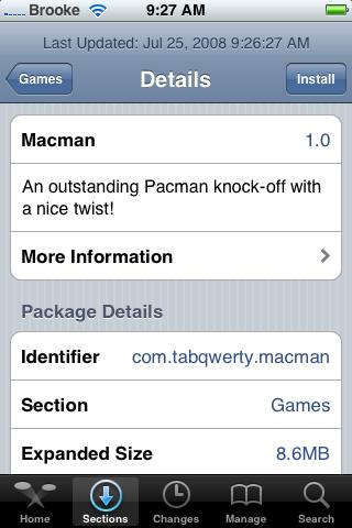 MacMan 1.0