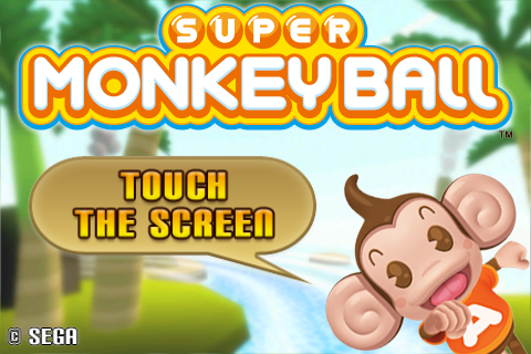 Super Monkey Ball 1.0