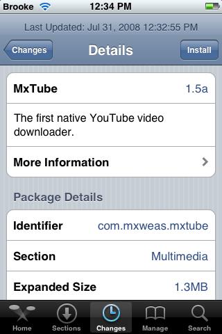 MxTube 1.5a