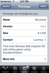 Neverball 1.2.1