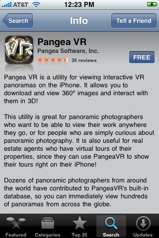 Pangea VR 1.1