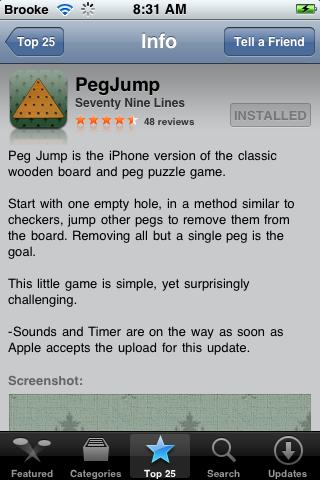 PegJump 1.0