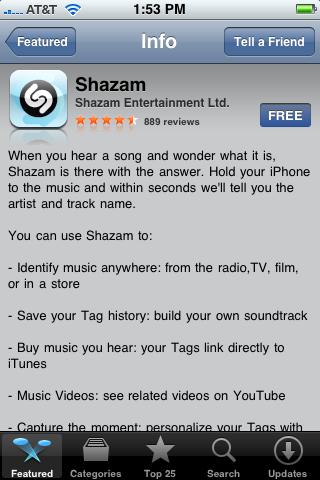 Shazam 1.0