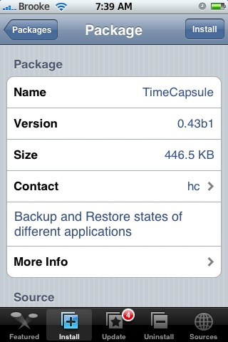 TimeCapsule 0.43b1