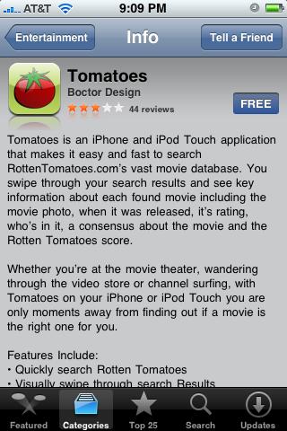 Tomatoes 1.0