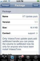 VT Update Pack 1.1