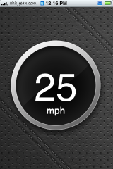 25mph-speed