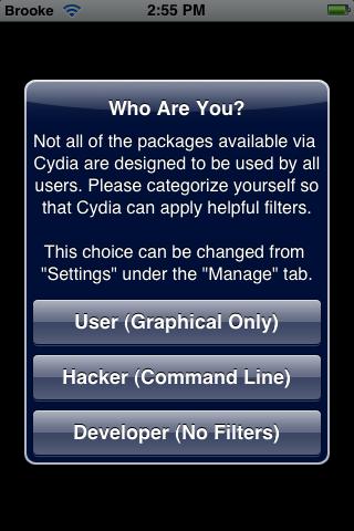 Cydia Update