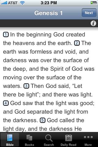 Bible 1.1