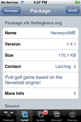 NeverputtME 1.4.1