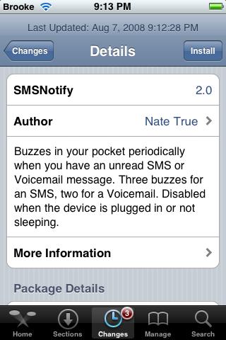 SMSNotify 2.0