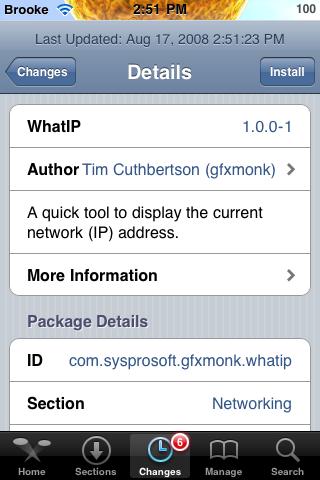 WhatIP 1.0.0-1