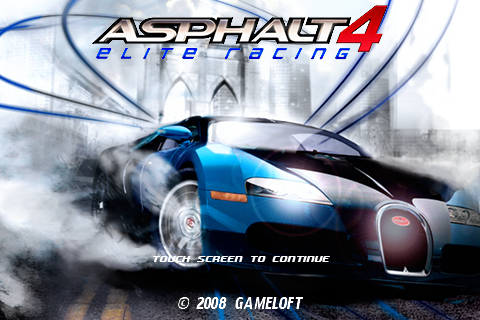 Asphalt4: Elite Racing