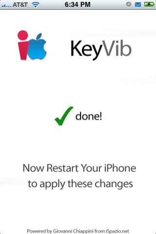 KeyVib 1.0