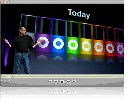 September 9th, 2008 Keynote – New iPod Touch
