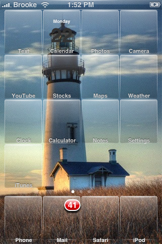 Lets See WinterBoard Theme