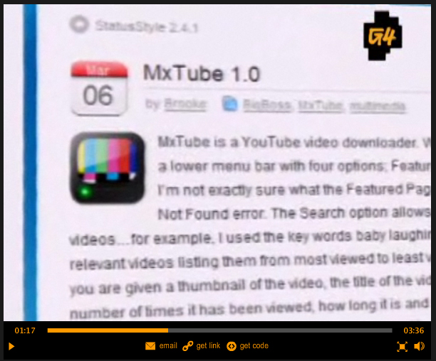 mxtube