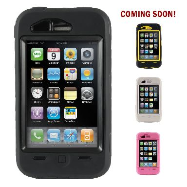 iPhone 3G OtterBox Case Now Available