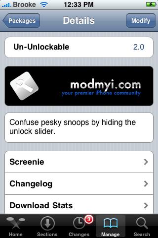 Un-Unlockable – Slide to Unlock Mod