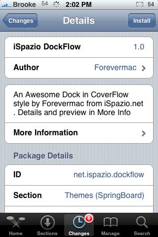 iSpazio DockFlow