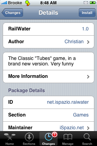 RailWater 1.0