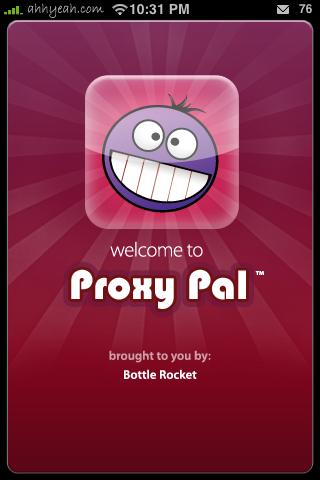 Proxy Pal